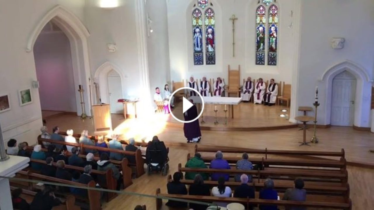 Bishop Nolan's homily from The First Sunday in Lent 2017
